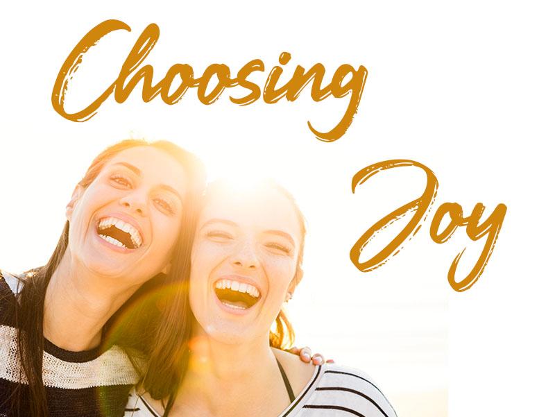 choosing joy new
