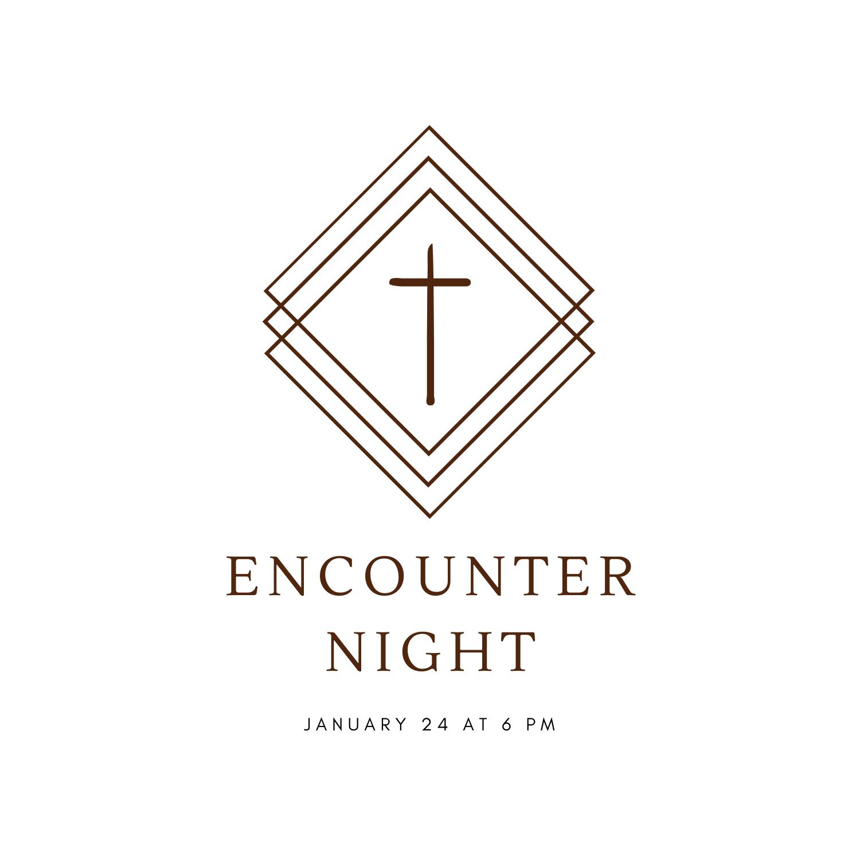 Encounter Night Graphic