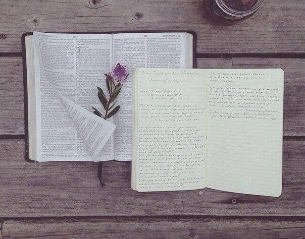 Ladie's Bible Study Photo