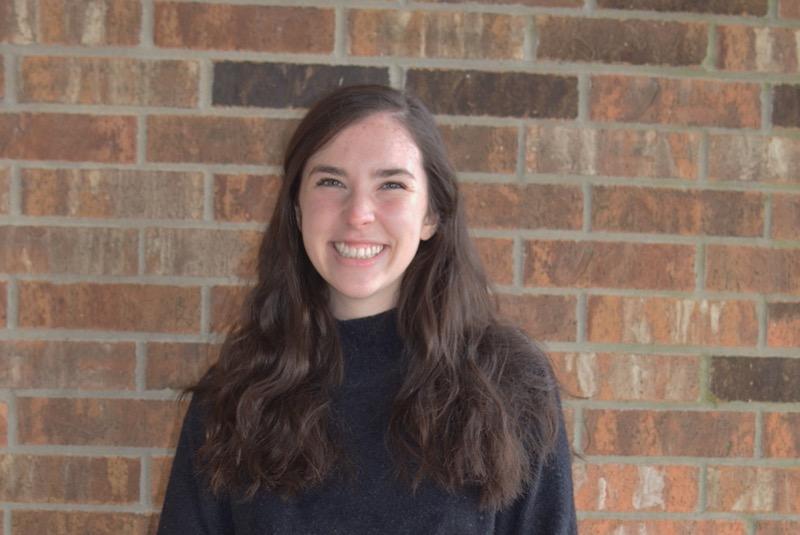 Social Media Director of Willow Church Maggie McCarren