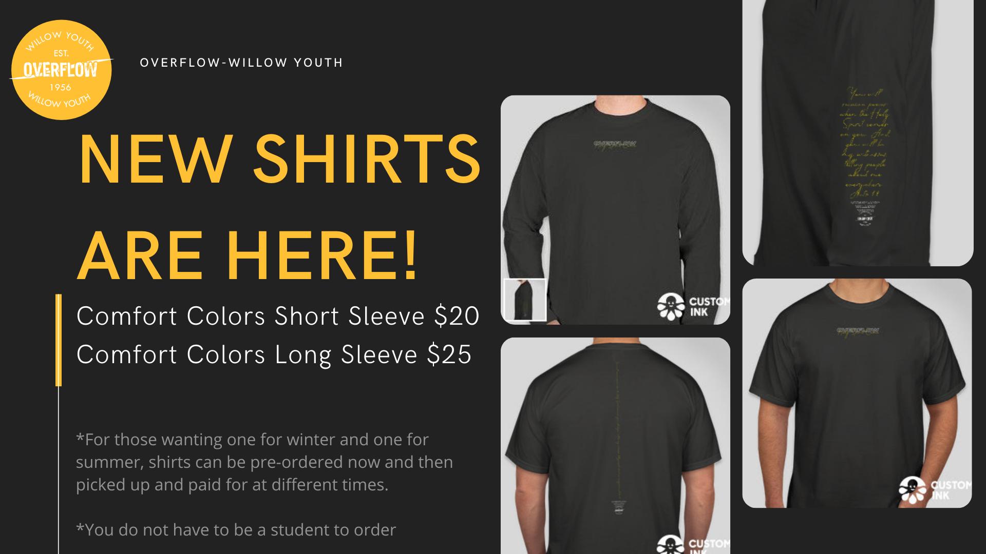 New Shirt Alert!!